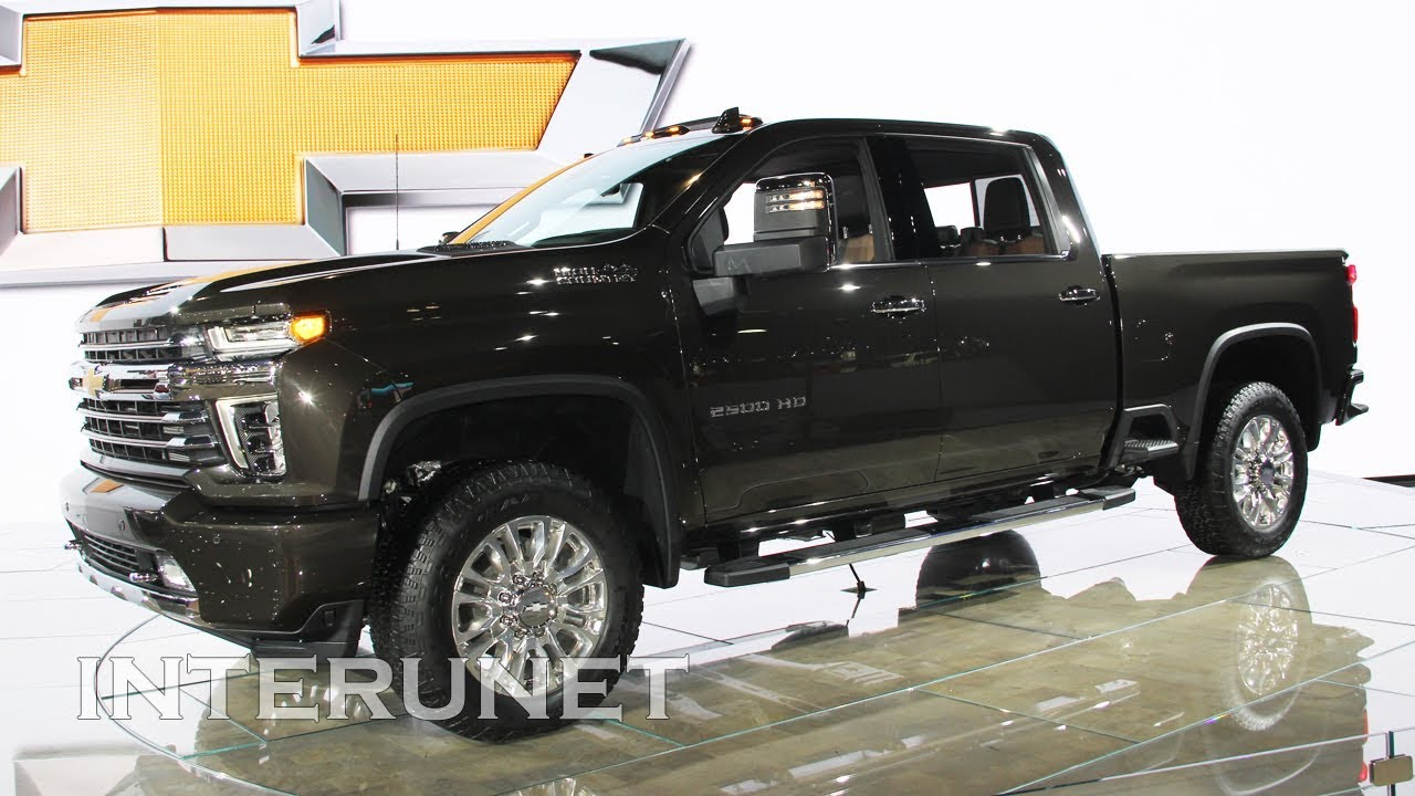 2020 Chevrolet Silverado 2500 HD High Country Duramax ...