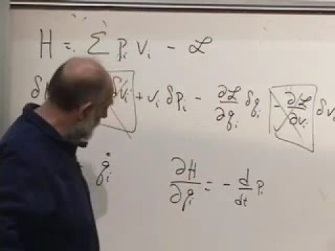 Lecture 6   Modern Physics: Classical Mechanics (Stanford)