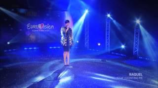 RAQUEL - Stop Haunting Me - Malta Eurovision Song Contest 2014 - 2015