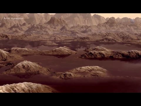 The Mystery of the Missing Waves on Titan - Moon of Saturn - Science at NASA
