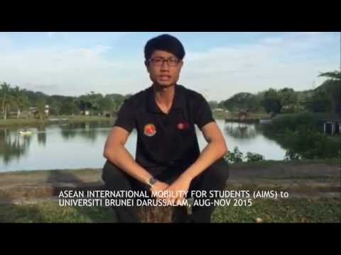 ASEAN International Mobility for Students (AIMS) 2015