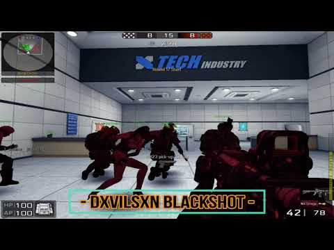 [ DxvilSxn @ BlackShot ] SD - Help guys.. the camp is real..