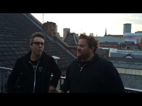 UK Tour Update #2 - Goodbye Leeds, Hello Birmingham!