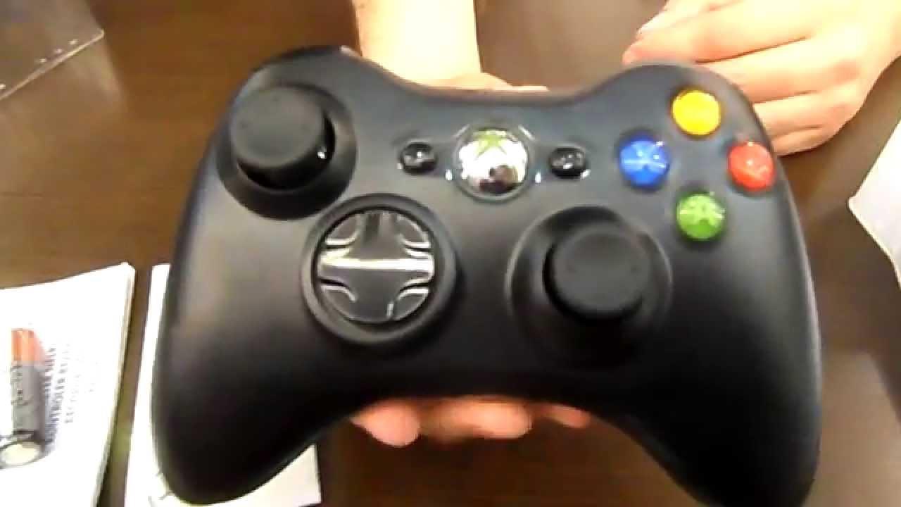 Como Reconhecer O Controle Original De Xbox 360 YouTube