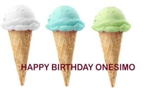 Onesimo   Ice Cream & Helados