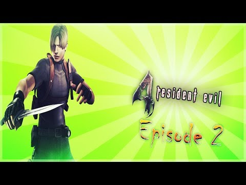 Resident Evil 4 - Episode 2 - No Ammo - Sea Monsters - Comedy Gaming