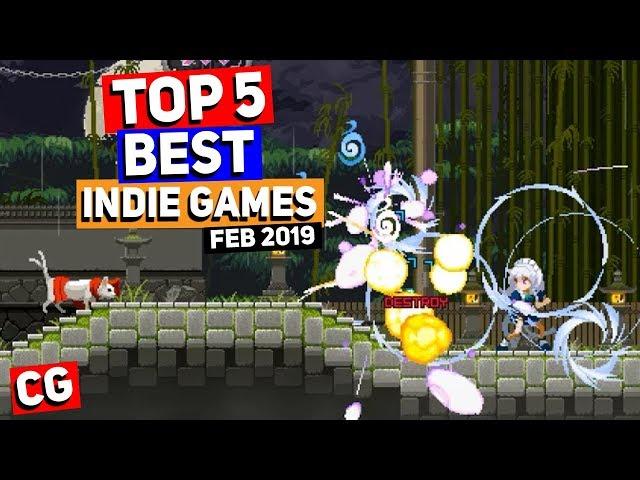 Top 5 Best Indie Games – February 2019