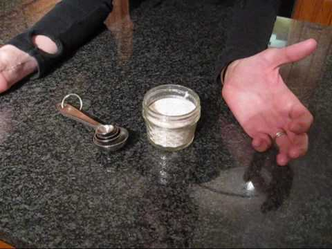 How to Teach Yourself to Measure without Measuring Spoons