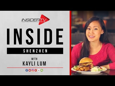 INSIDE Shenzhen with Kayli Lum | Travel Guide | May 2017