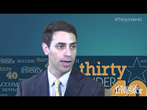 Mike Dane - Honoree of Oil and Gas Investor's 2015 Thirty Under 40