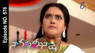 Video Naa Peru Meenakshi | 25th November 2016 | Full Episode No 575 | ETV Telugu download MP3, 3GP, MP4, WEBM, AVI, FLV Oktober 2018