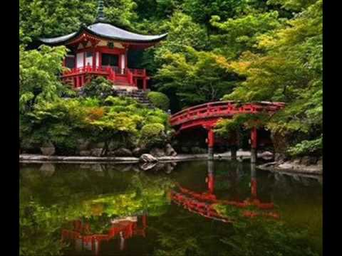 Jardines japoneses youtube for Jardines japoneses