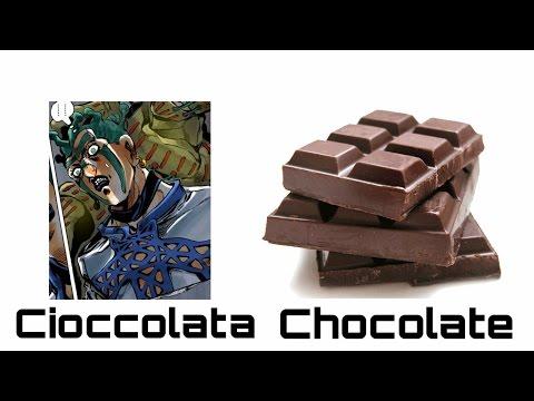 Food References in Jojo's Bizarre Adventure Part 5: Vento Aureo