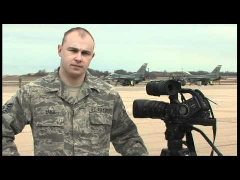 Air National Guard TSgt. Jon LaDue: I Am The Wisconsin National Guard