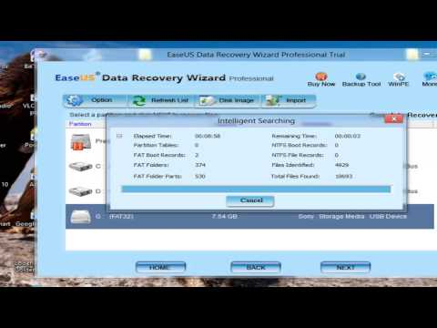 easy data recovery wizard professional 5.0.1