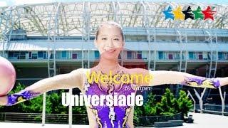 Welcome - 29th Summer Universiade 2017, Taipei, Chinese Taipei