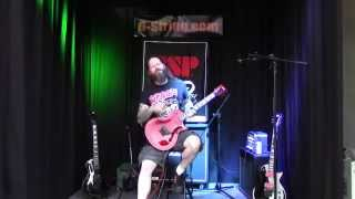 Gary Holt of Exodus & Slayer Live Guitar Clinic Performance at 6-String.com