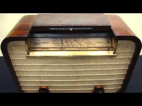 珍正古董收音機有限公司.......ITEM 254PHILIPS 荷蘭製造古董收音機