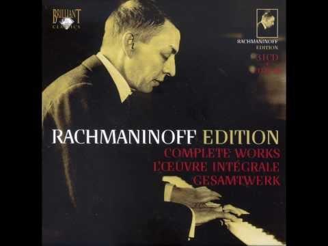 Rachmaninoff - Morceaux de fantaisie, Op. 3 - Prelude No. 2 in C-sharp minor