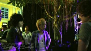 Back-Stage Music Matters 2013 with SIDシド Part 1