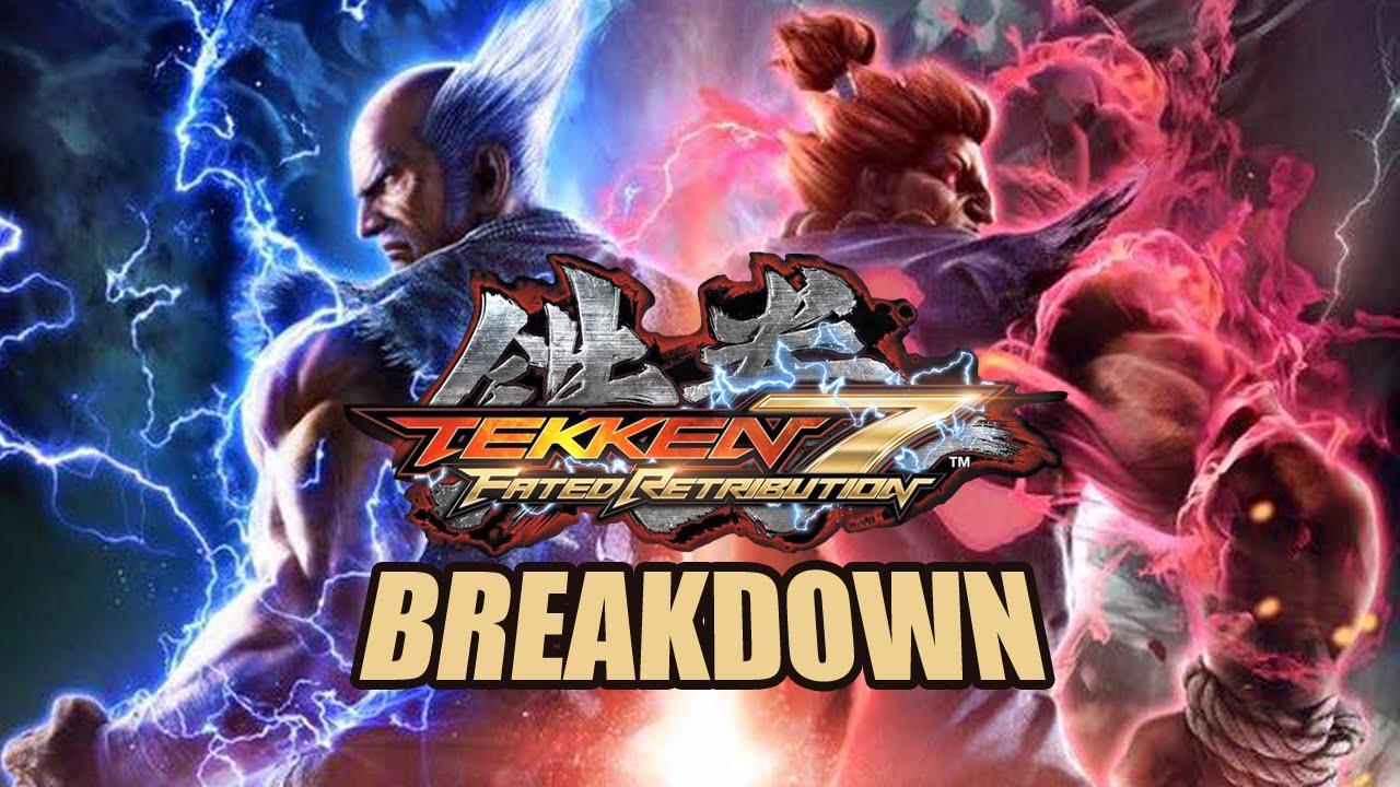 Tekken 6 3d Wallpapers Tekken 7 Fr Akuma Breakdown Story Implications Full Hd