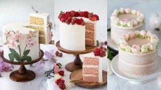 Amazing Flower Cake Compilation