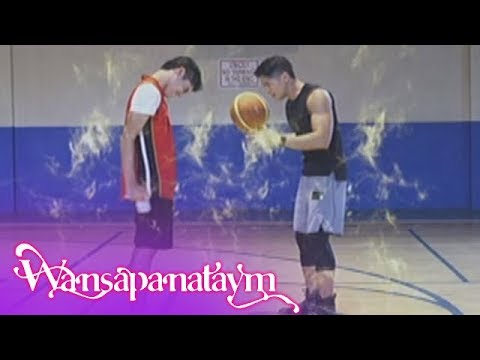 Wansapanataym: Louie shows Ralph how the Magic Biton works