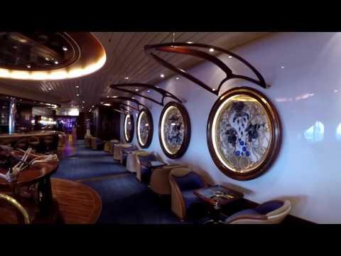 Royal Caribbean International - Explorer of the Seas - Early Morning Tour Walk Dec 2016