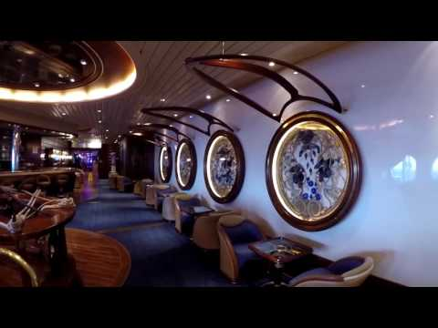 Royal Caribbean International - Explorer of the Seas - Early Morning Tour Walk Dec 2016