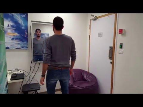 Intel RealSense Camera Mirror