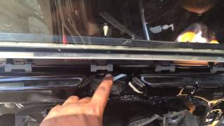 QUICK TIP Broken Regulator BMW 5 Series 3 Series E90 E39 528I 328I M5 M3