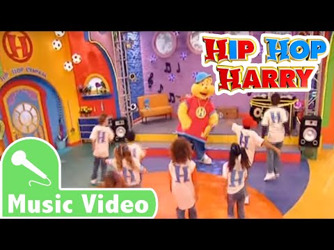 Do the Harry | Music Video | From Hip Hop Harry