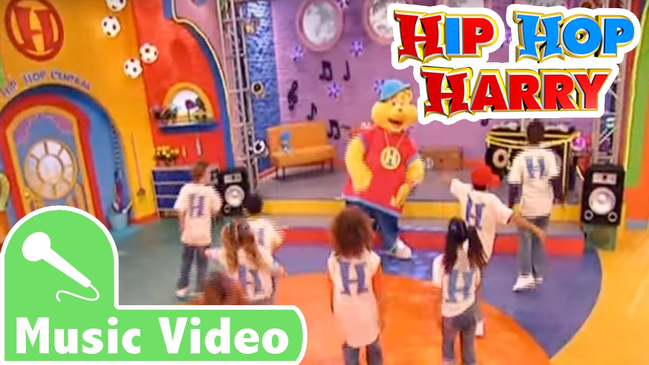 Do the Harry | Music Video | From Hip Hop Harry - YouTube
