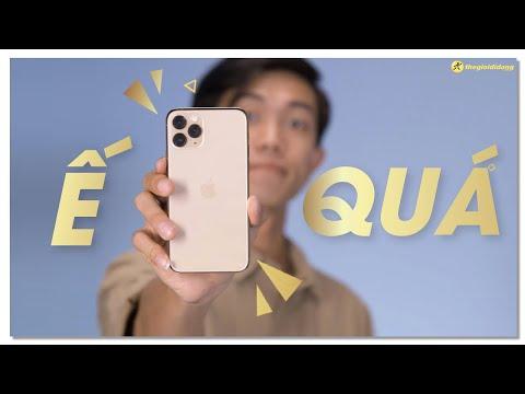 iPhone 11 Pro rất tuyệt nhưng vẫn là Smartphone bán Ế