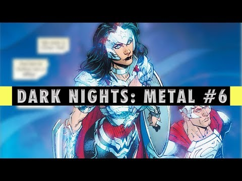Breaking The Wall | Dark Nights: Metal #6 Review (Final Issue)