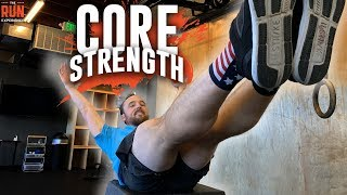 Runners! You Need More Core Strength Than You Think | Part 1