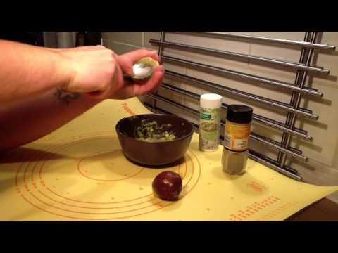 avocado dip selber machen avocadocreme zubereiten youtube. Black Bedroom Furniture Sets. Home Design Ideas