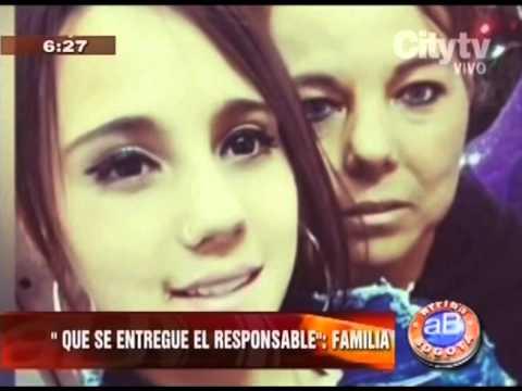 menor asesinada.mov | CityTv | Arriba Bogotá | enero 5