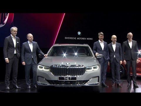 New BMW 7 Series World Premiere in Shanghai