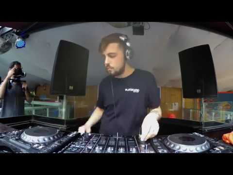 Martin Noise @ La Terrrazza by This Side UP (Barcelona, 15-07-2017)