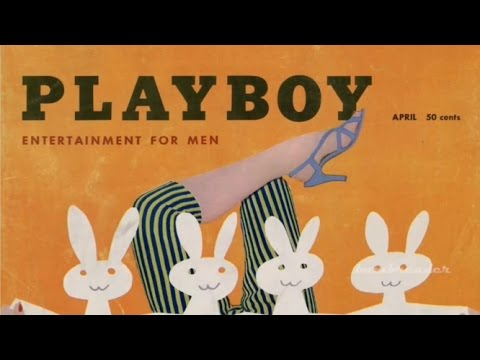 Playboy Magazine USA 1955/04 April