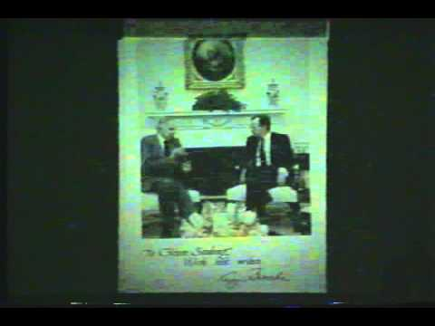 1995 - Glenn Seaborg Talking about his 1989 Cold Fusion Presidential Briefing