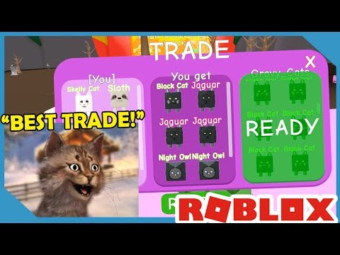 I Got The Best Trade In Roblox RPG Simulator