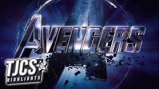 Avengers Endgame Release Week Is Here! Premiere Tonight!