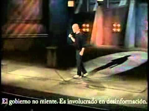 George Carlin - Soft Language - Subtitulado Español