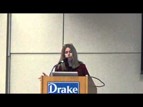 National Security and Women's Insecurity - Valerie M. Hudson at Drake University