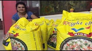 Actress Sona Heiden starts rice bowl challenge for Chennai rain victims
