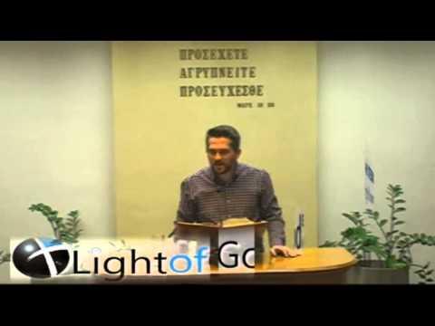 11.03.2015 - Εβραίους Κεφ12 - Γιώργος Καλλέργης