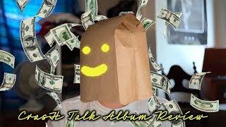 CrasH Talk ALBUM REVIEW