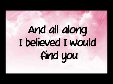 Christina Perri A Thousand Years Lyrics